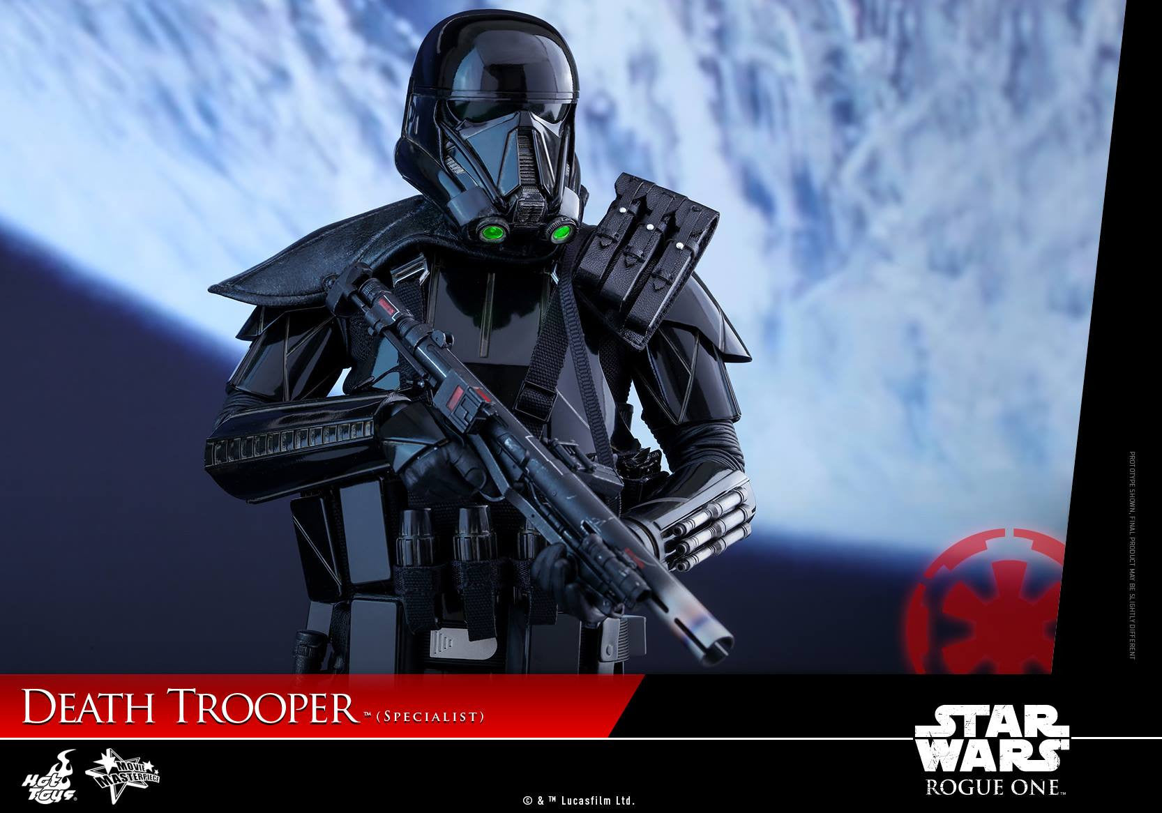 Hot Toys - MMS385 - Rogue One: A Star Wars Story - Death Trooper (Specialist) - Marvelous Toys - 20