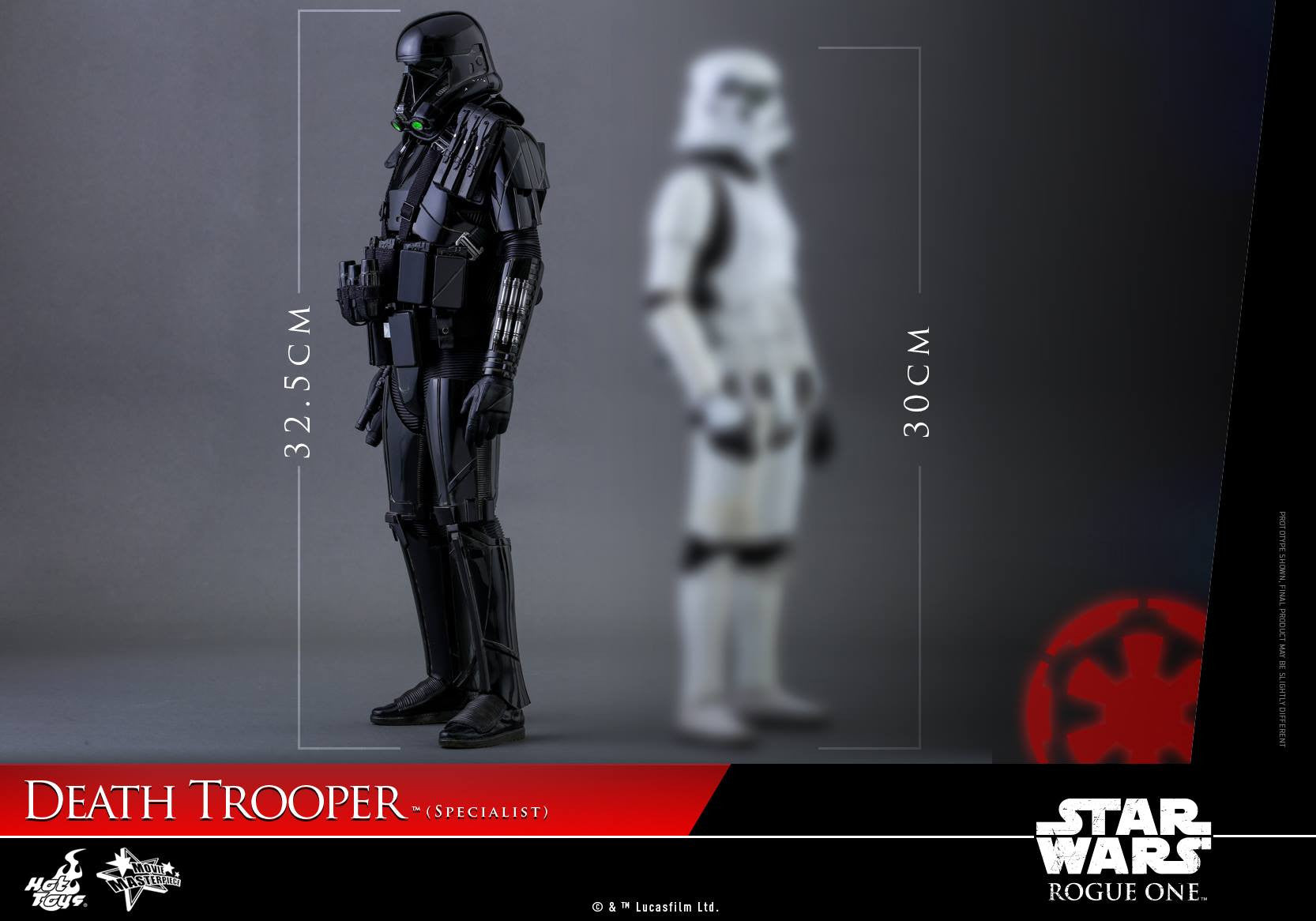 Hot Toys - MMS385 - Rogue One: A Star Wars Story - Death Trooper (Specialist) - Marvelous Toys - 21