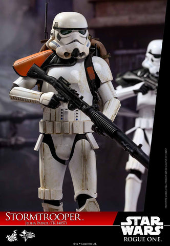 Hot Toys - MMS392 - Rogue One: A Star Wars Story - Stormtrooper Jedha Patrol (TK-14057) - Marvelous Toys - 1