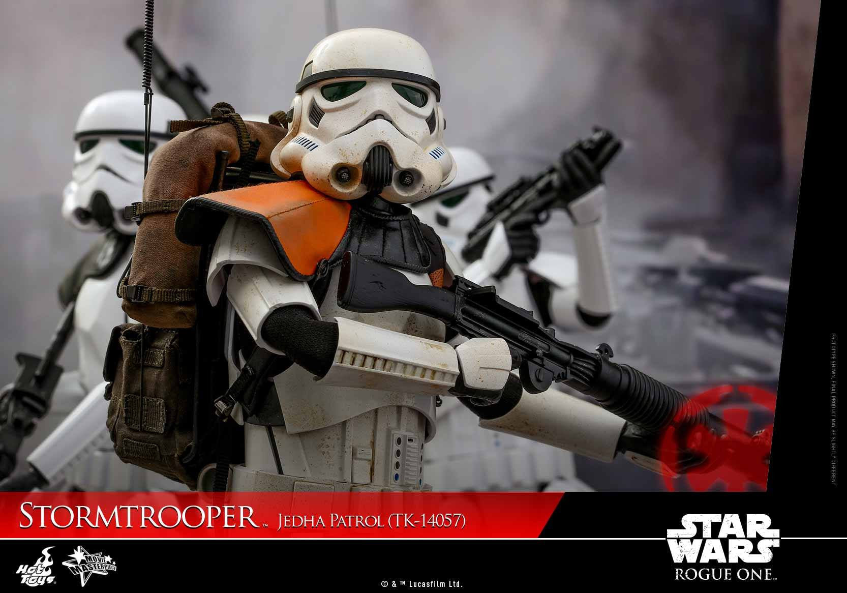 Hot Toys - MMS392 - Rogue One: A Star Wars Story - Stormtrooper Jedha Patrol (TK-14057) - Marvelous Toys - 2