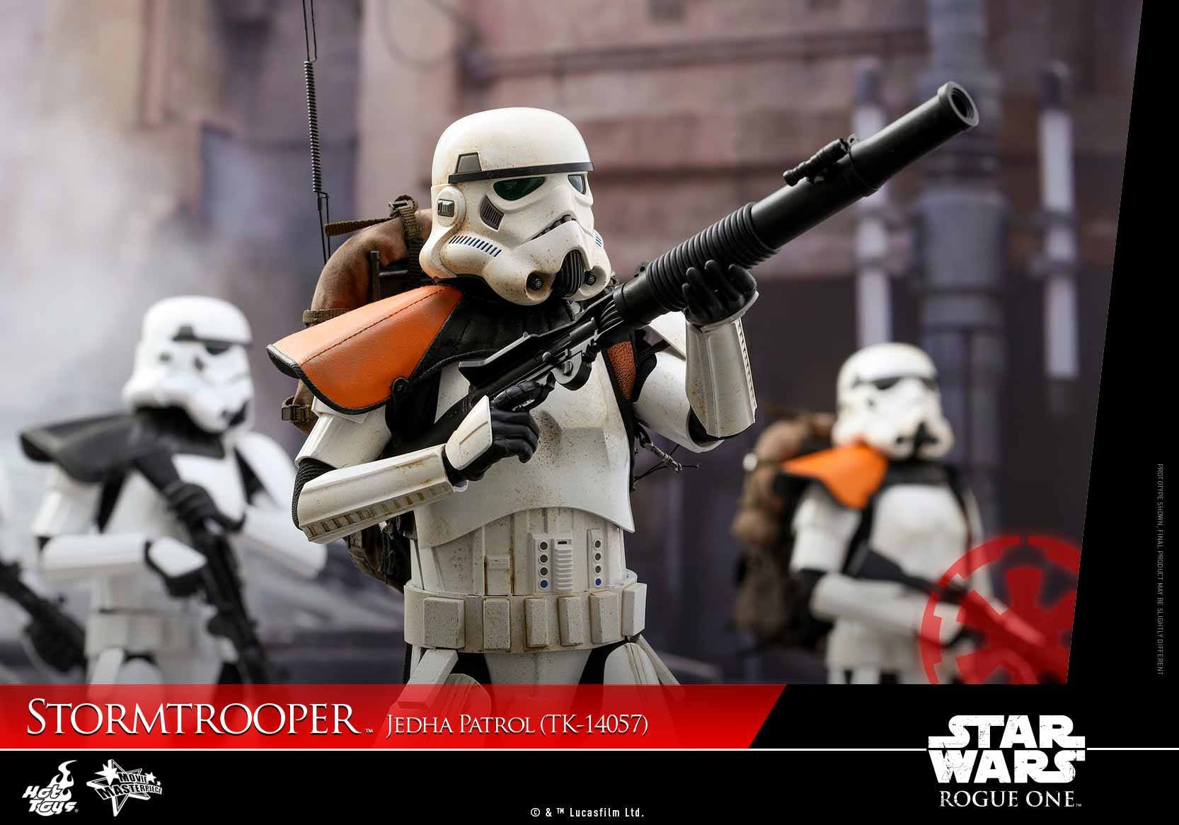 Hot Toys - MMS392 - Rogue One: A Star Wars Story - Stormtrooper Jedha Patrol (TK-14057) - Marvelous Toys - 4