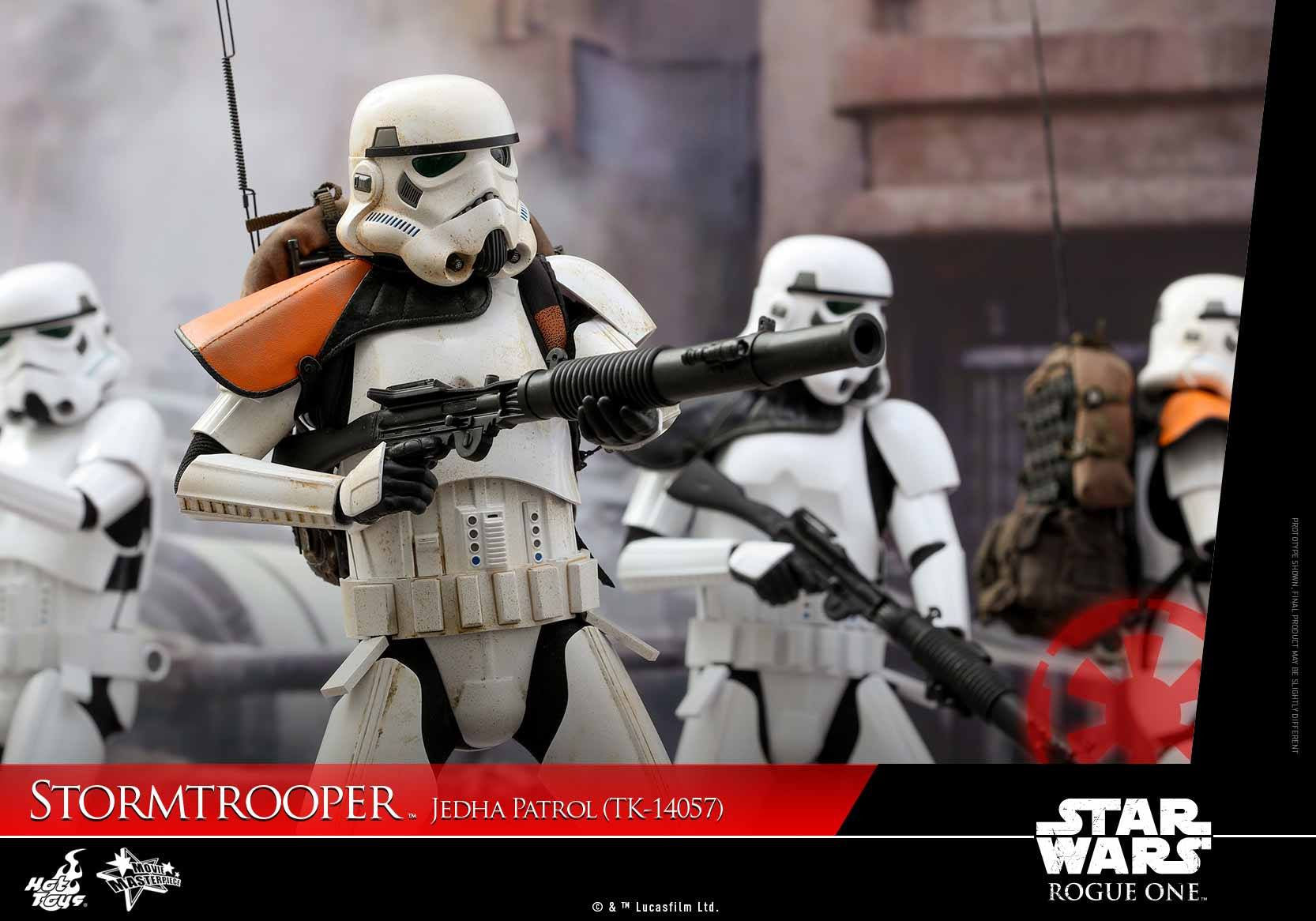 Hot Toys - MMS392 - Rogue One: A Star Wars Story - Stormtrooper Jedha Patrol (TK-14057) - Marvelous Toys - 5