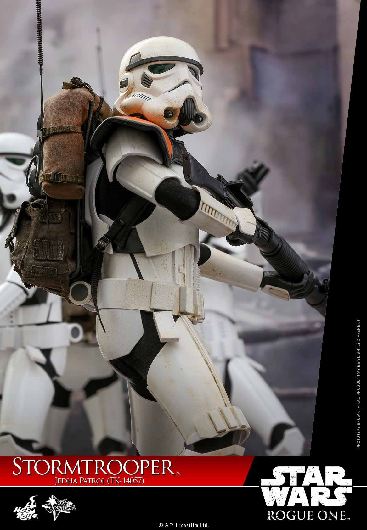 Hot Toys - MMS392 - Rogue One: A Star Wars Story - Stormtrooper Jedha Patrol (TK-14057) - Marvelous Toys - 6