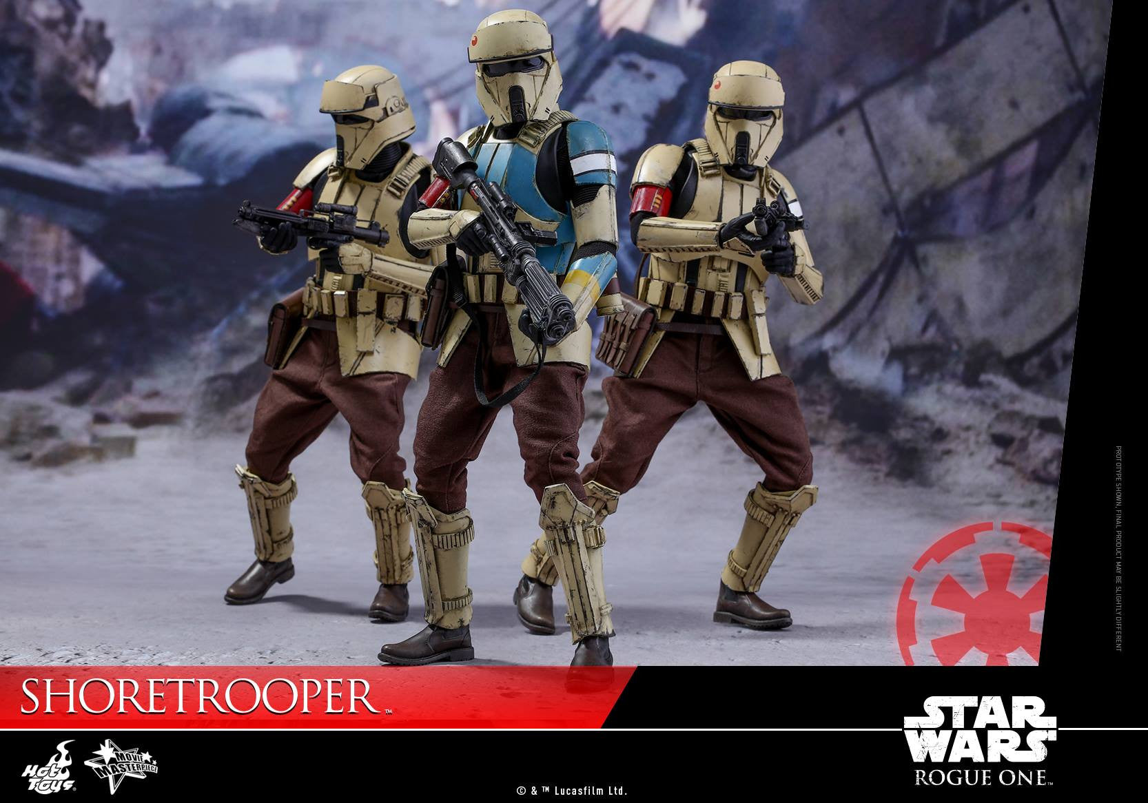 Hot Toys - MMS389 - Rogue One: A Star Wars Story - Shoretrooper - Marvelous Toys - 2