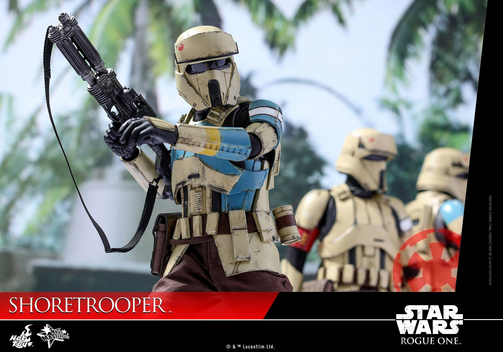 Hot Toys - MMS389 - Rogue One: A Star Wars Story - Shoretrooper - Marvelous Toys - 6