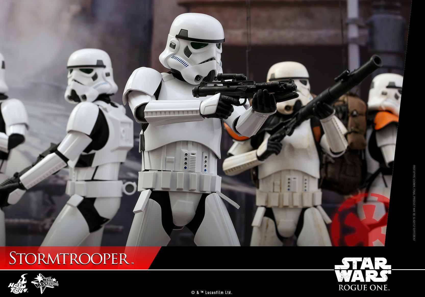 Hot Toys - MMS393 - Rogue One: A Star Wars Story - Stormtrooper - Marvelous Toys - 3