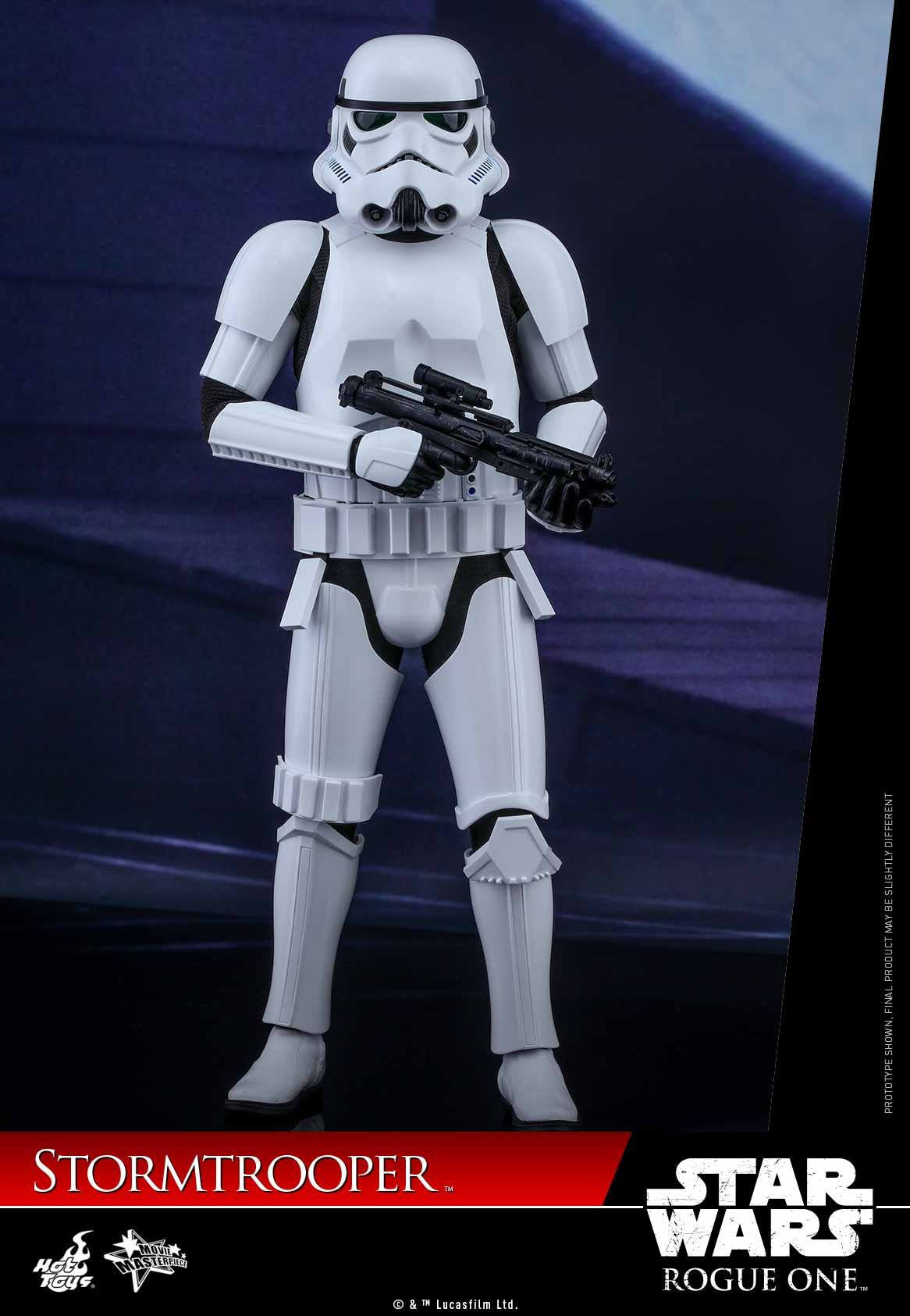 Hot Toys - MMS393 - Rogue One: A Star Wars Story - Stormtrooper - Marvelous Toys - 4