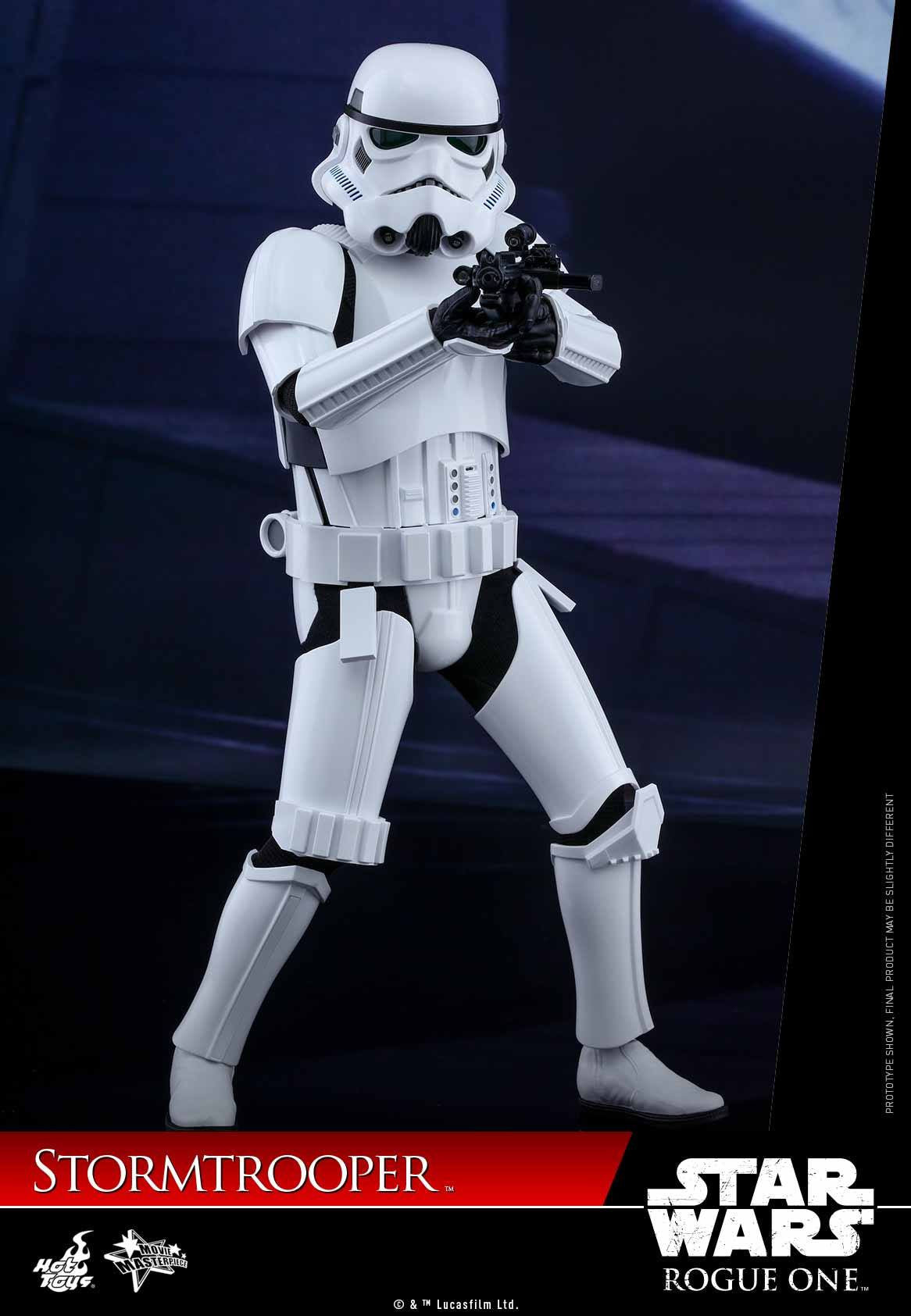 Hot Toys - MMS393 - Rogue One: A Star Wars Story - Stormtrooper - Marvelous Toys - 5