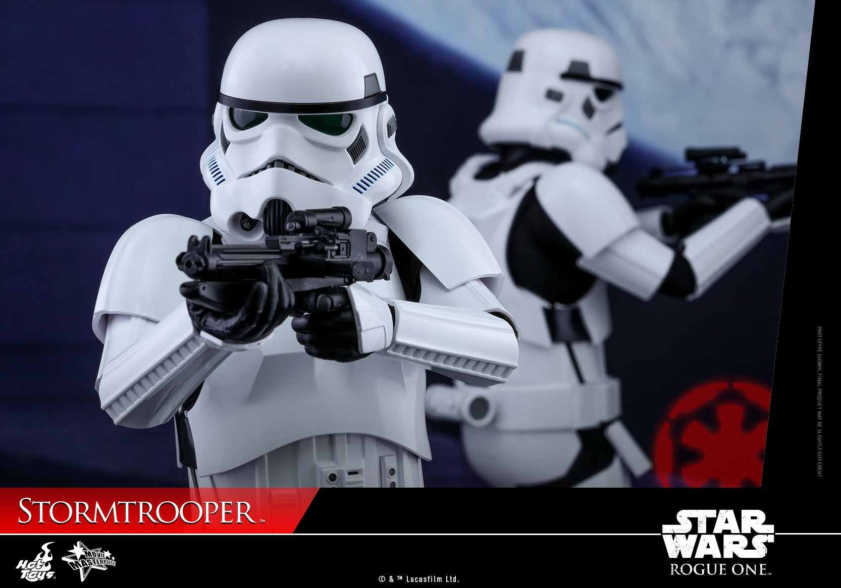 Hot Toys - MMS393 - Rogue One: A Star Wars Story - Stormtrooper - Marvelous Toys - 6
