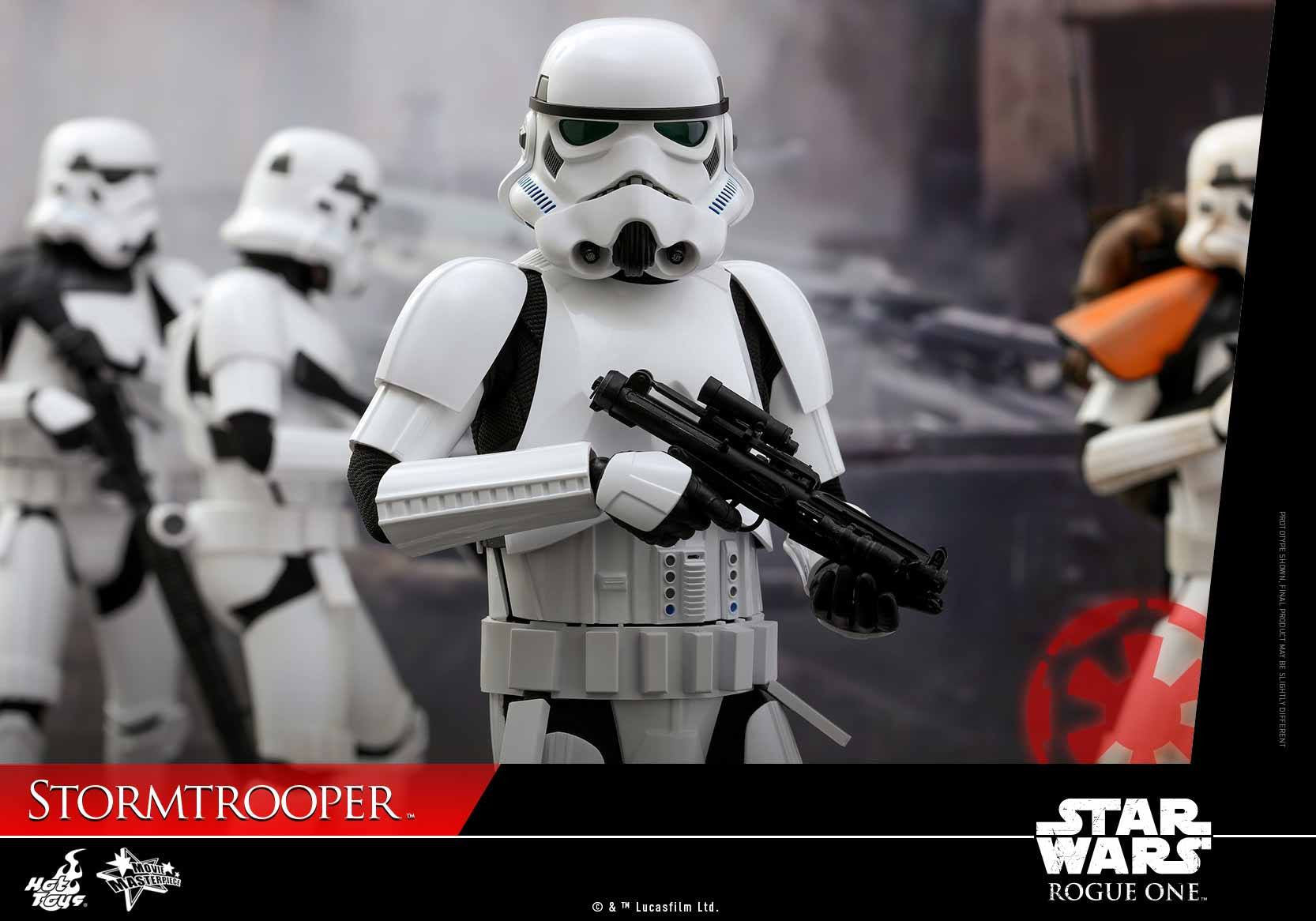 Hot Toys - MMS393 - Rogue One: A Star Wars Story - Stormtrooper - Marvelous Toys - 7