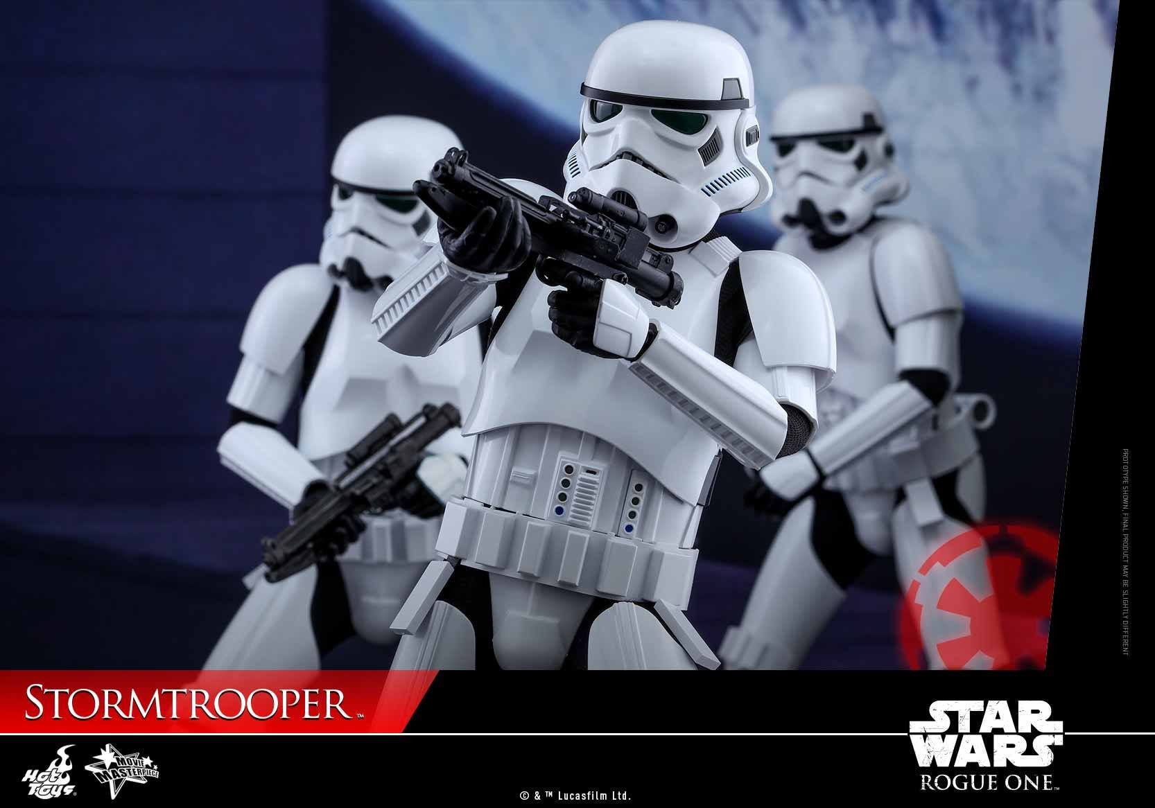 Hot Toys - MMS393 - Rogue One: A Star Wars Story - Stormtrooper - Marvelous Toys - 8