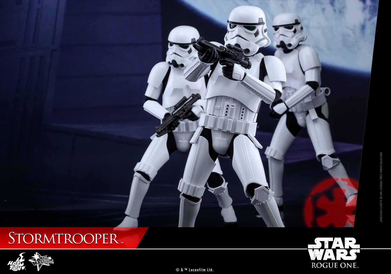 Hot Toys - MMS393 - Rogue One: A Star Wars Story - Stormtrooper - Marvelous Toys - 9