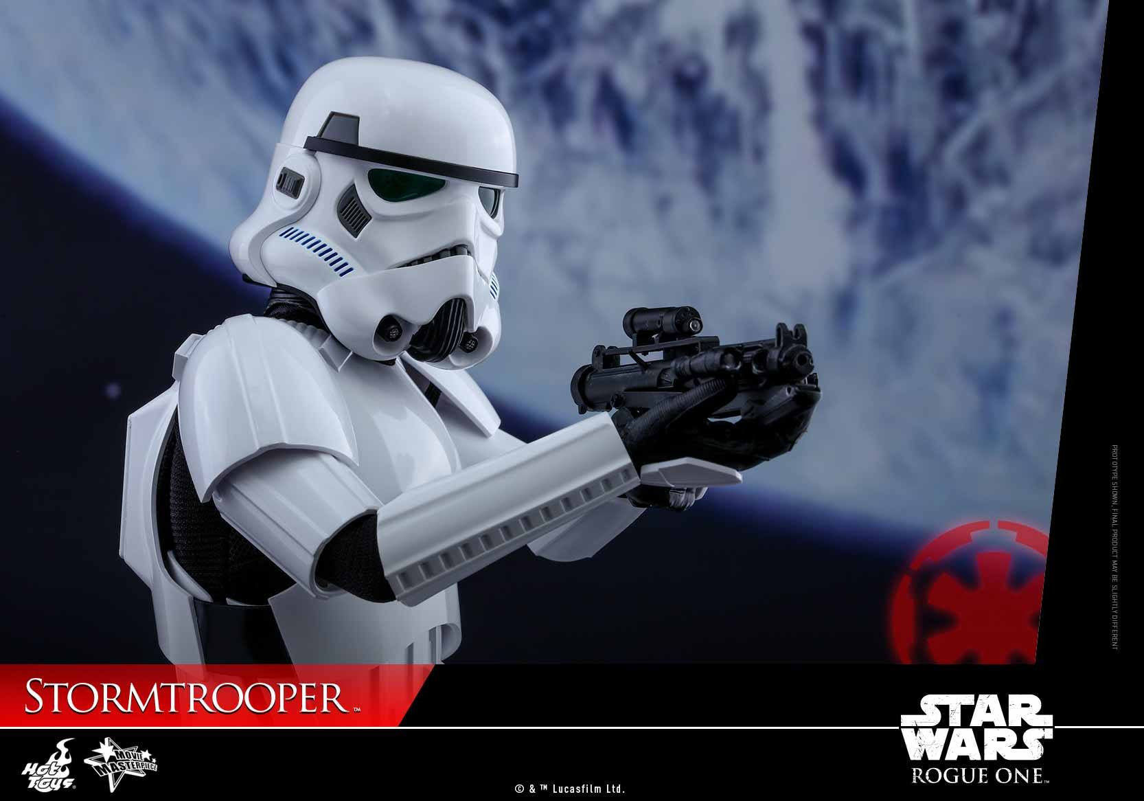 Hot Toys - MMS393 - Rogue One: A Star Wars Story - Stormtrooper - Marvelous Toys - 10