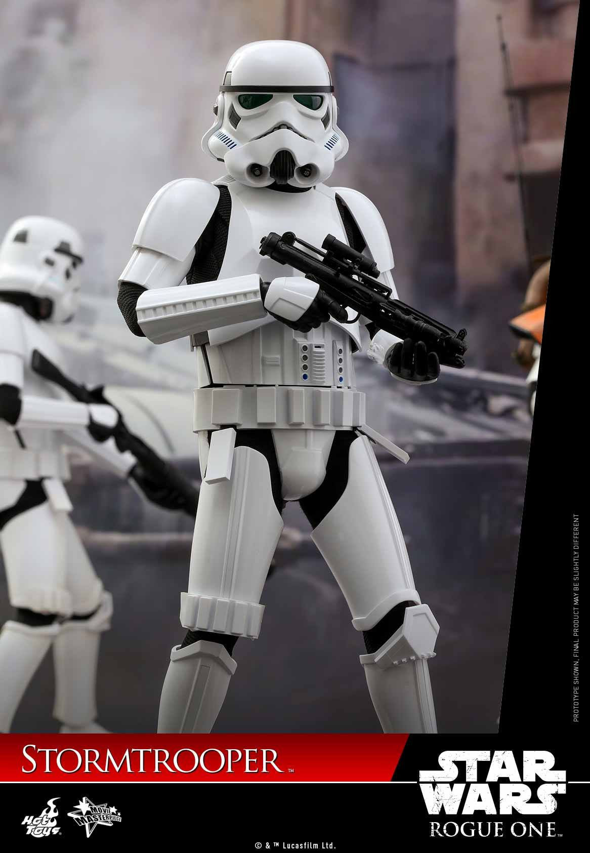 Hot Toys - MMS393 - Rogue One: A Star Wars Story - Stormtrooper - Marvelous Toys - 1