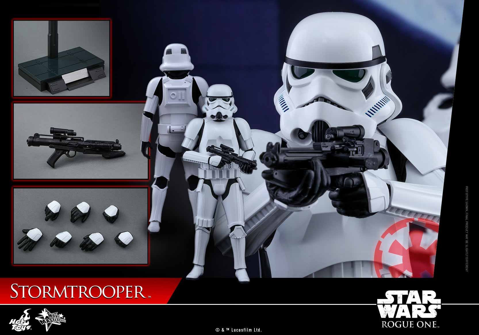 Hot Toys - MMS393 - Rogue One: A Star Wars Story - Stormtrooper - Marvelous Toys - 11