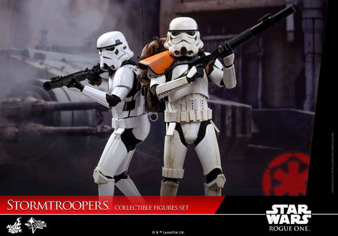 Hot Toys - MMS394 - Rogue One: A Star Wars Story - Stormtroopers Set - Marvelous Toys - 1