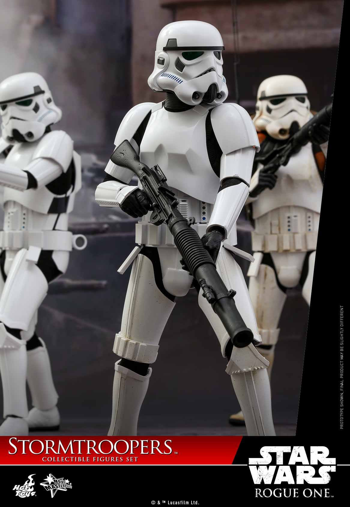 Hot Toys - MMS394 - Rogue One: A Star Wars Story - Stormtroopers Set - Marvelous Toys - 6