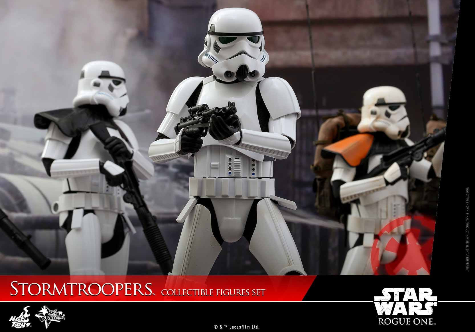Hot Toys - MMS394 - Rogue One: A Star Wars Story - Stormtroopers Set - Marvelous Toys - 10