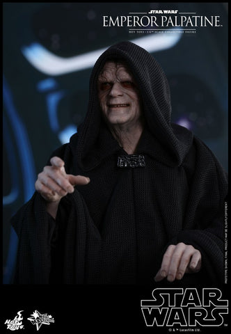 Hot Toys - MMS467 - Star Wars: Return of the Jedi - Emperor Palpatine