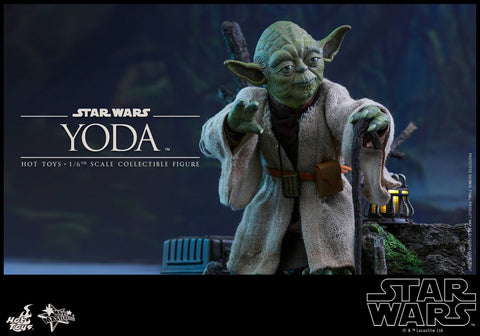 Hot Toys - MMS369 - Star Wars: The Empire Strikes Back - Yoda - Marvelous Toys - 2