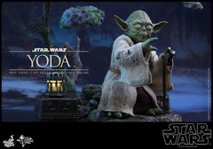 Hot Toys - MMS369 - Star Wars: The Empire Strikes Back - Yoda - Marvelous Toys - 6