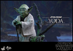 Hot Toys - MMS369 - Star Wars: The Empire Strikes Back - Yoda - Marvelous Toys - 9