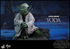 Hot Toys - MMS369 - Star Wars: The Empire Strikes Back - Yoda - Marvelous Toys - 10