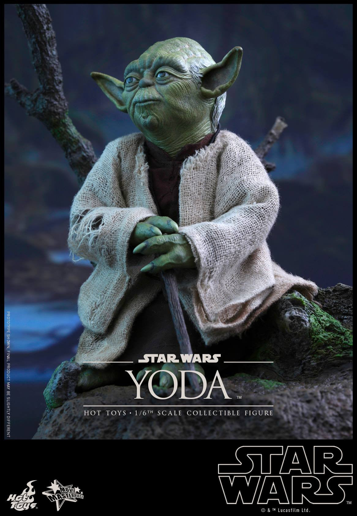 Hot Toys - MMS369 - Star Wars: The Empire Strikes Back - Yoda - Marvelous Toys - 11