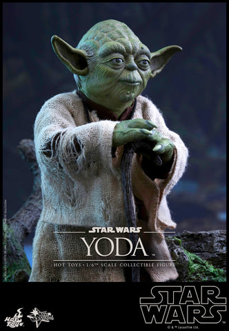 Hot Toys - MMS369 - Star Wars: The Empire Strikes Back - Yoda - Marvelous Toys - 1