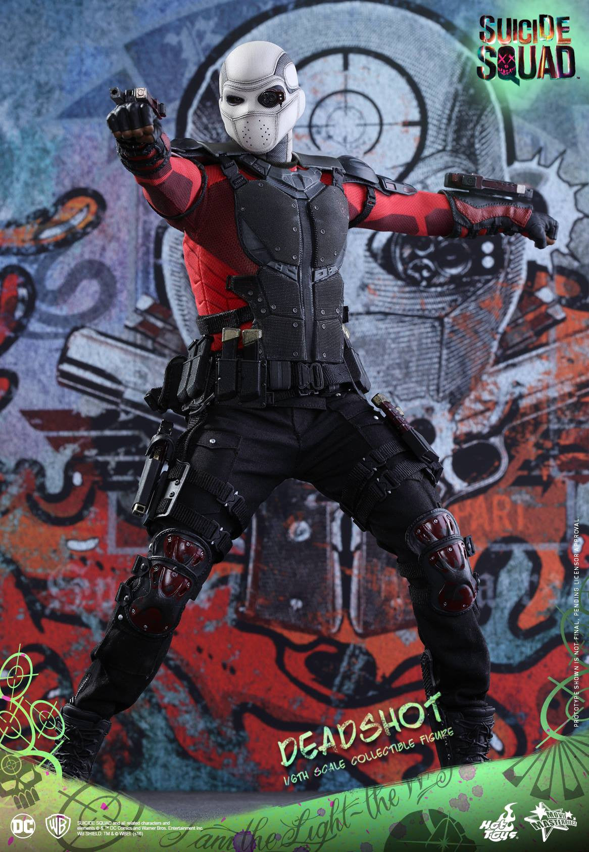 Hot Toys - MMS381 - Suicide Squad - Deadshot (Normal Edition) - Marvelous Toys - 2