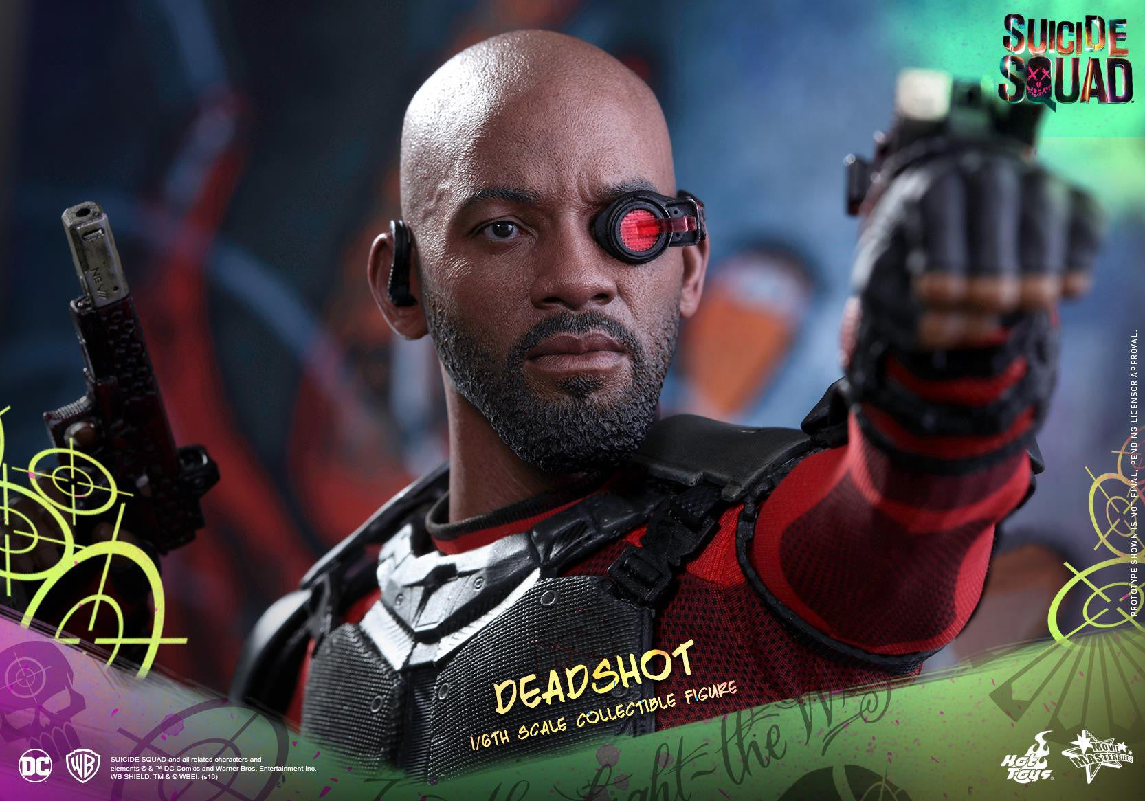 Hot Toys - MMS381 - Suicide Squad - Deadshot (Normal Edition) - Marvelous Toys - 6