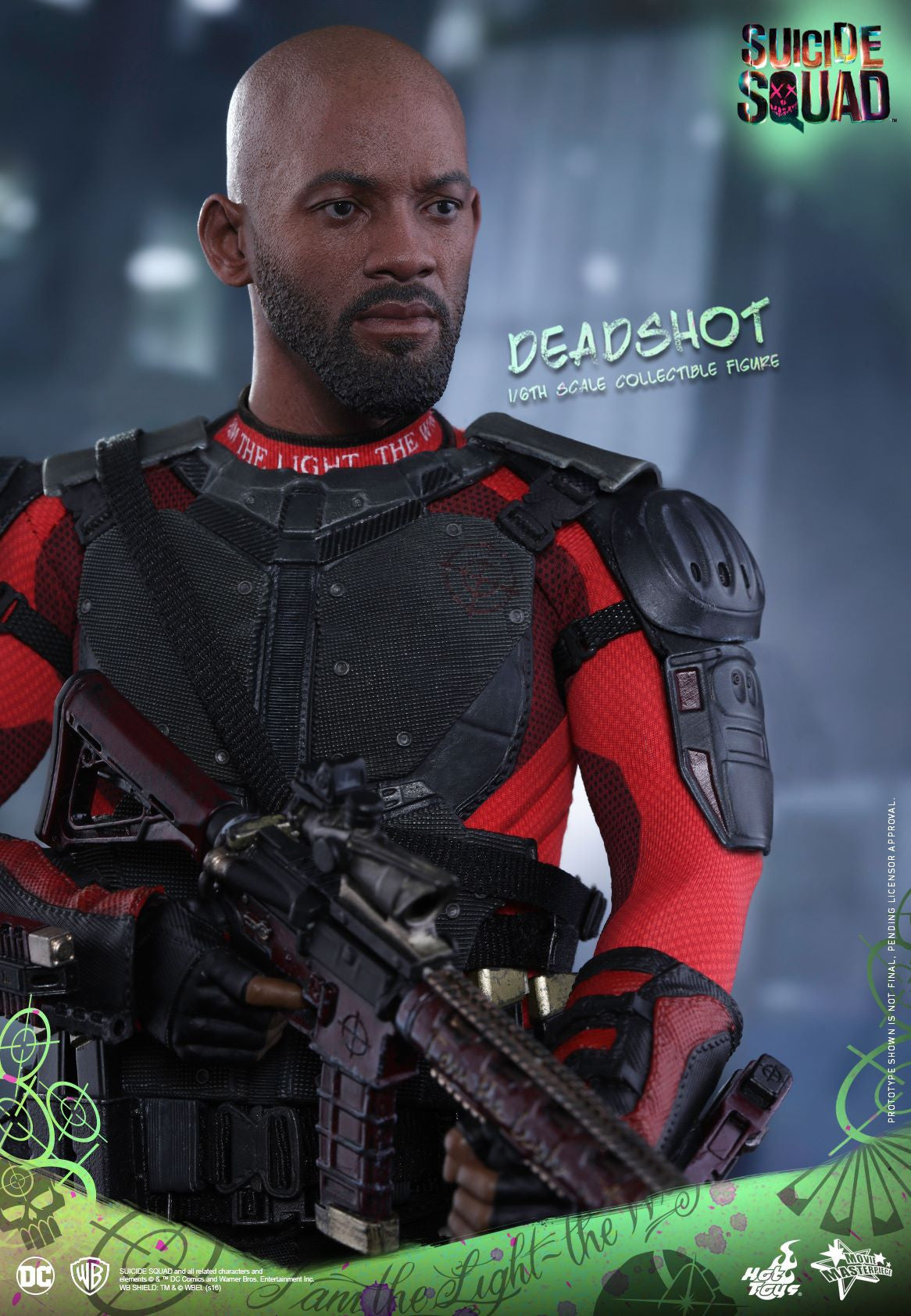 Hot Toys - MMS381 - Suicide Squad - Deadshot (Normal Edition) - Marvelous Toys - 12