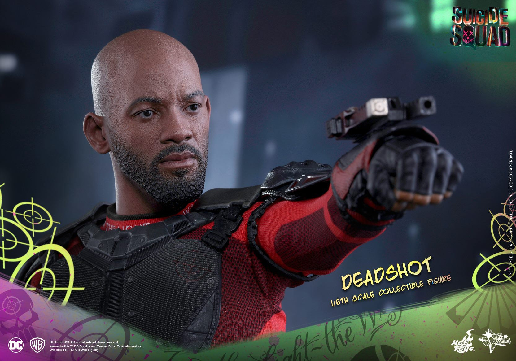 Hot Toys - MMS381 - Suicide Squad - Deadshot (Normal Edition) - Marvelous Toys - 14