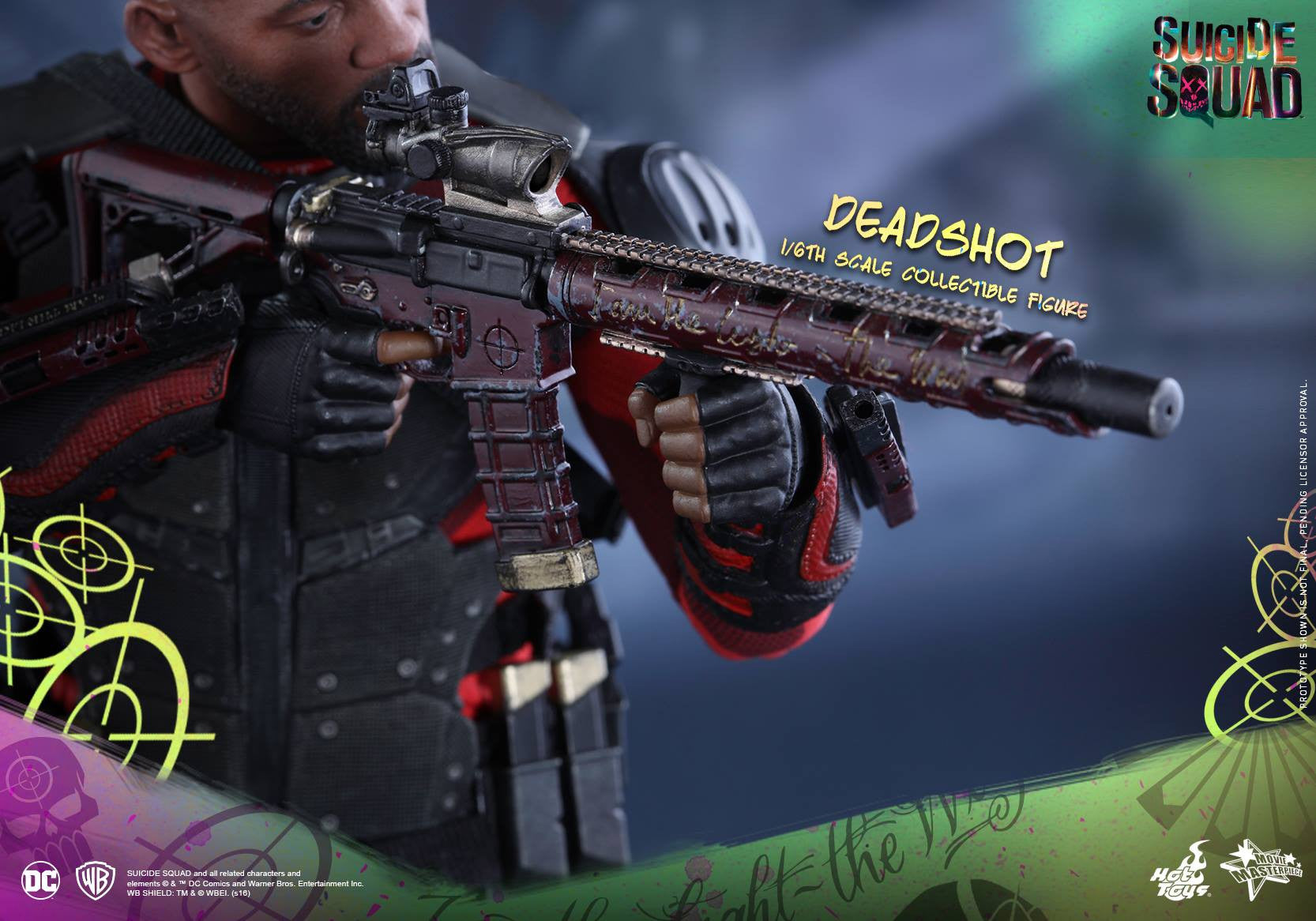 Hot Toys - MMS381 - Suicide Squad - Deadshot (Normal Edition) - Marvelous Toys - 16