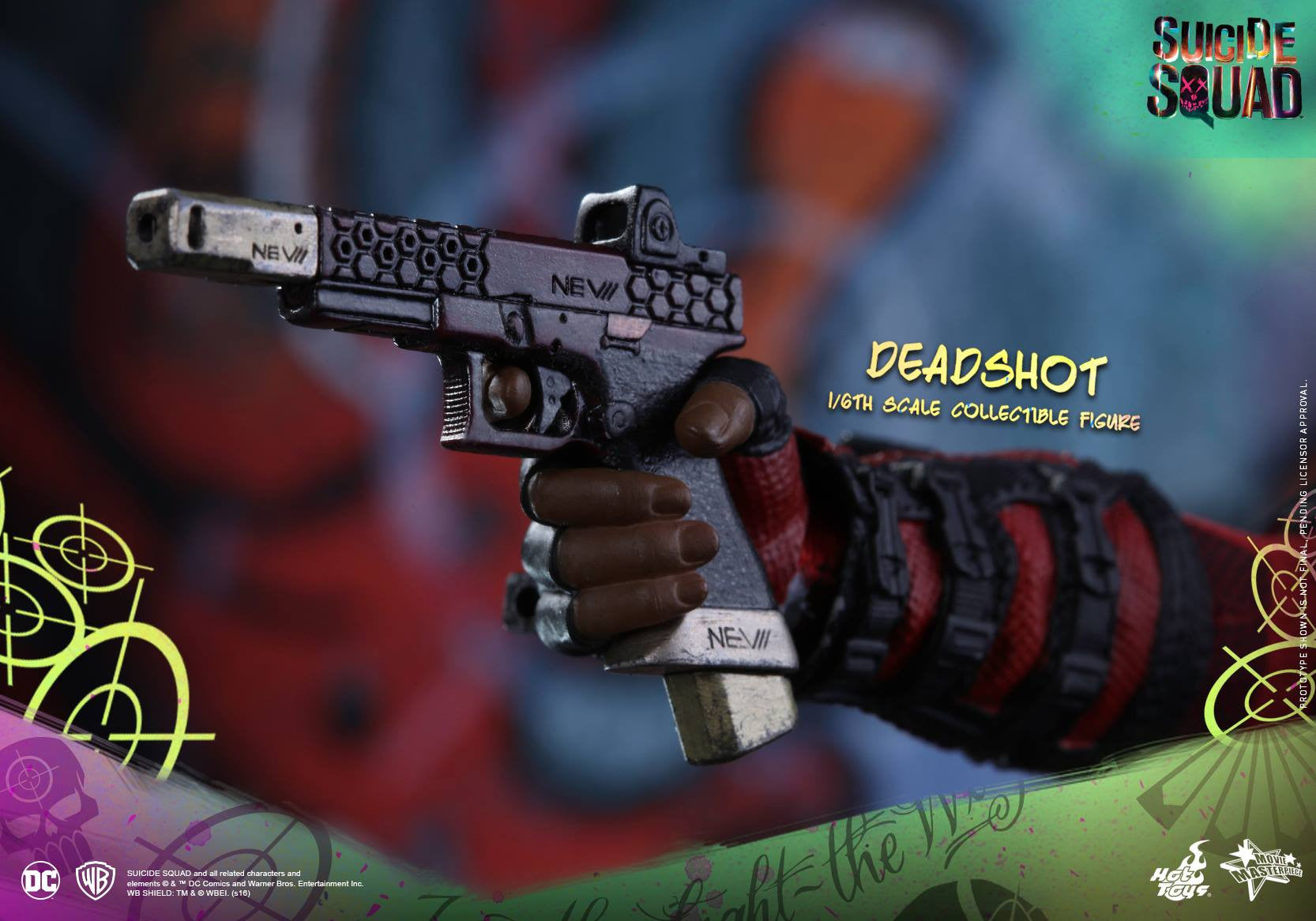 Hot Toys - MMS381 - Suicide Squad - Deadshot (Normal Edition) - Marvelous Toys - 17