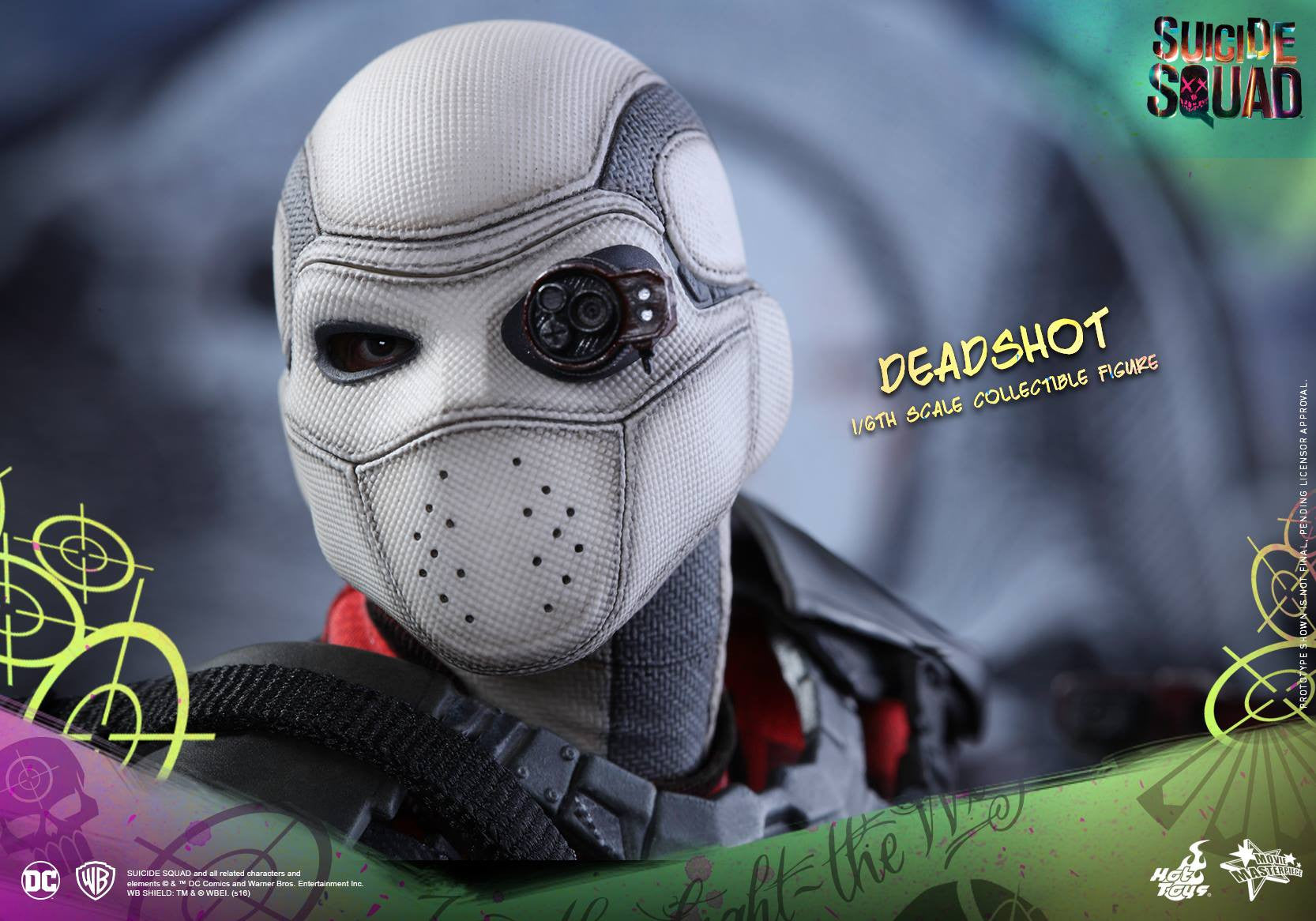 Hot Toys - MMS381 - Suicide Squad - Deadshot (Normal Edition) - Marvelous Toys - 20