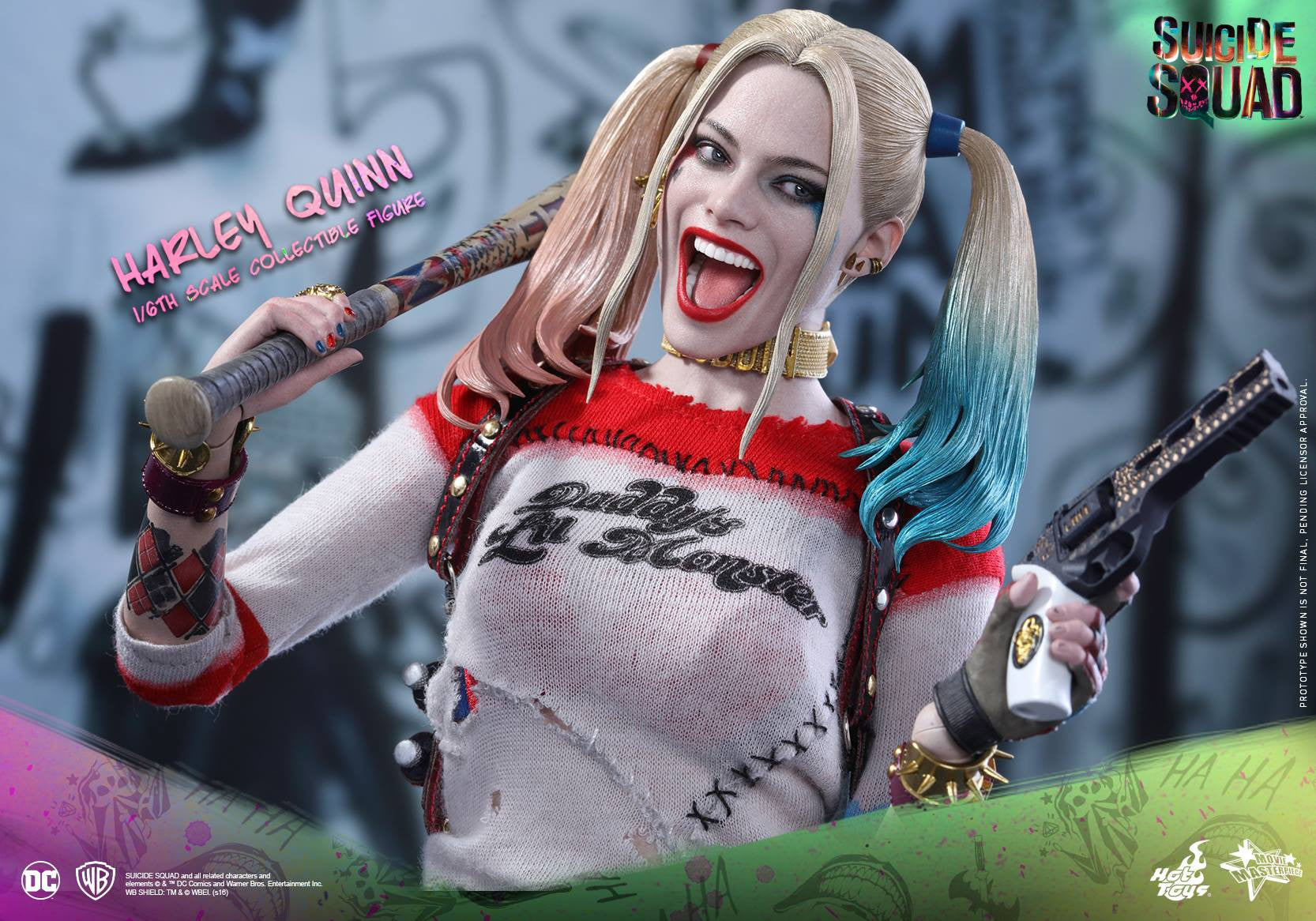 Hot Toys - MMS383 - Suicide Squad - Harley Quinn (Normal Edition) - Marvelous Toys - 2
