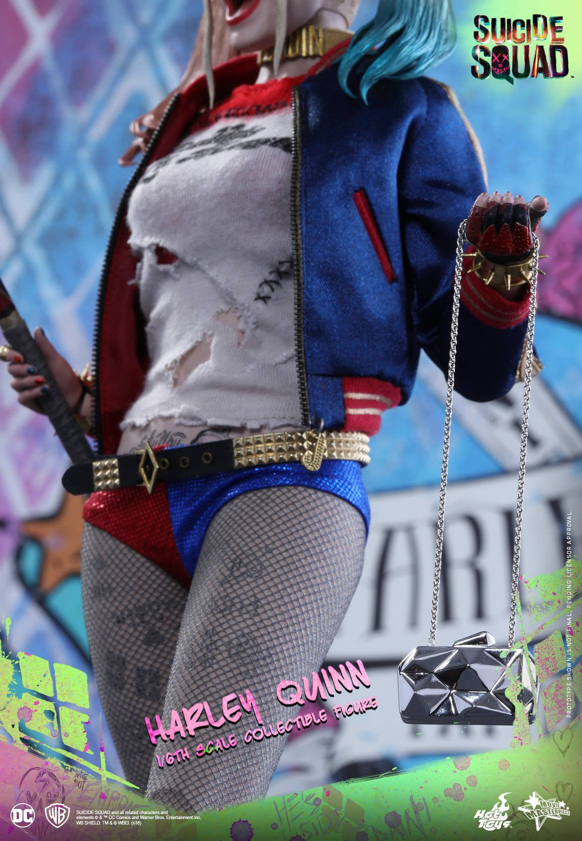 Hot Toys - MMS383 - Suicide Squad - Harley Quinn (Normal Edition) - Marvelous Toys - 4