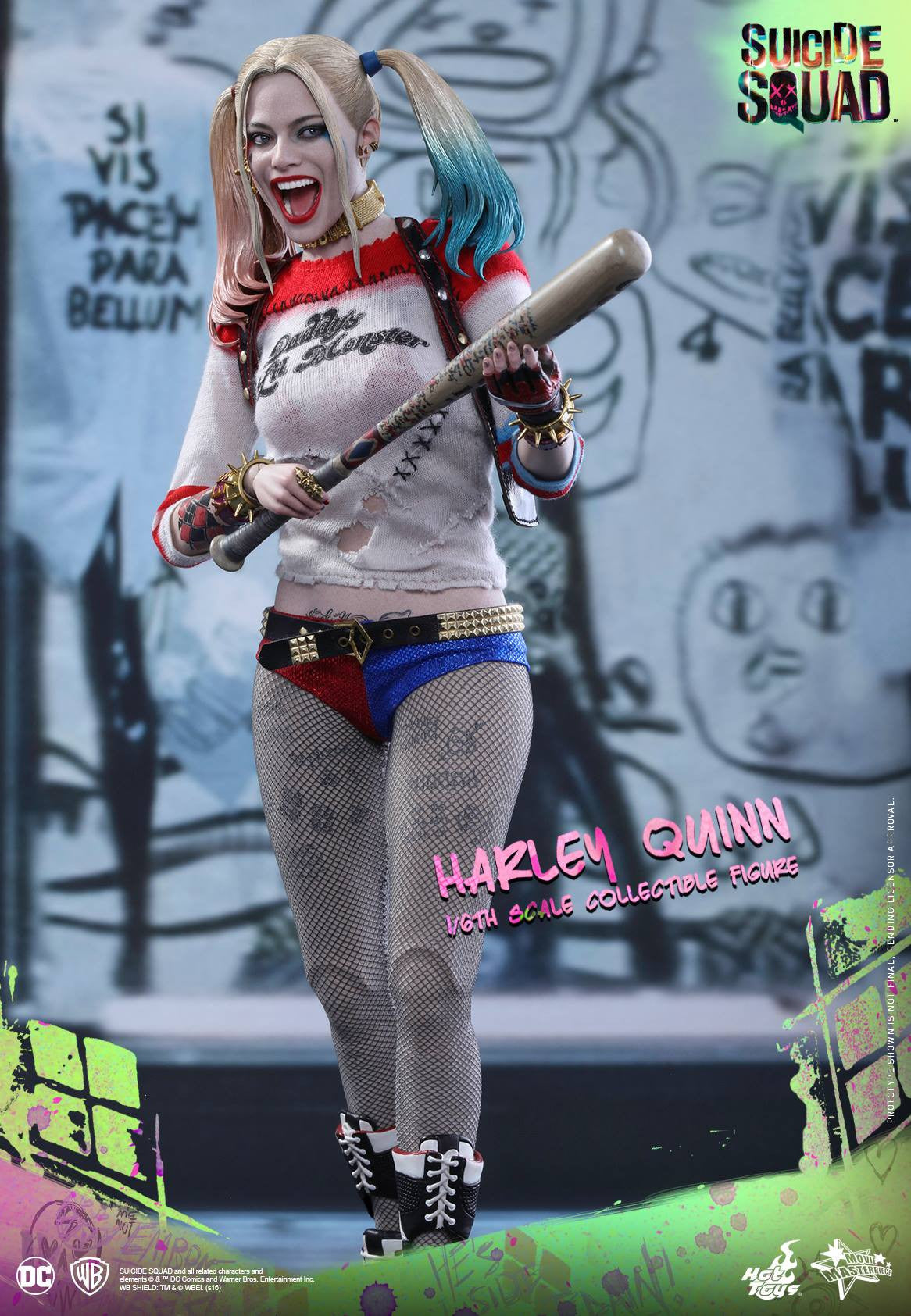 Hot Toys - MMS383 - Suicide Squad - Harley Quinn (Normal Edition) - Marvelous Toys - 5