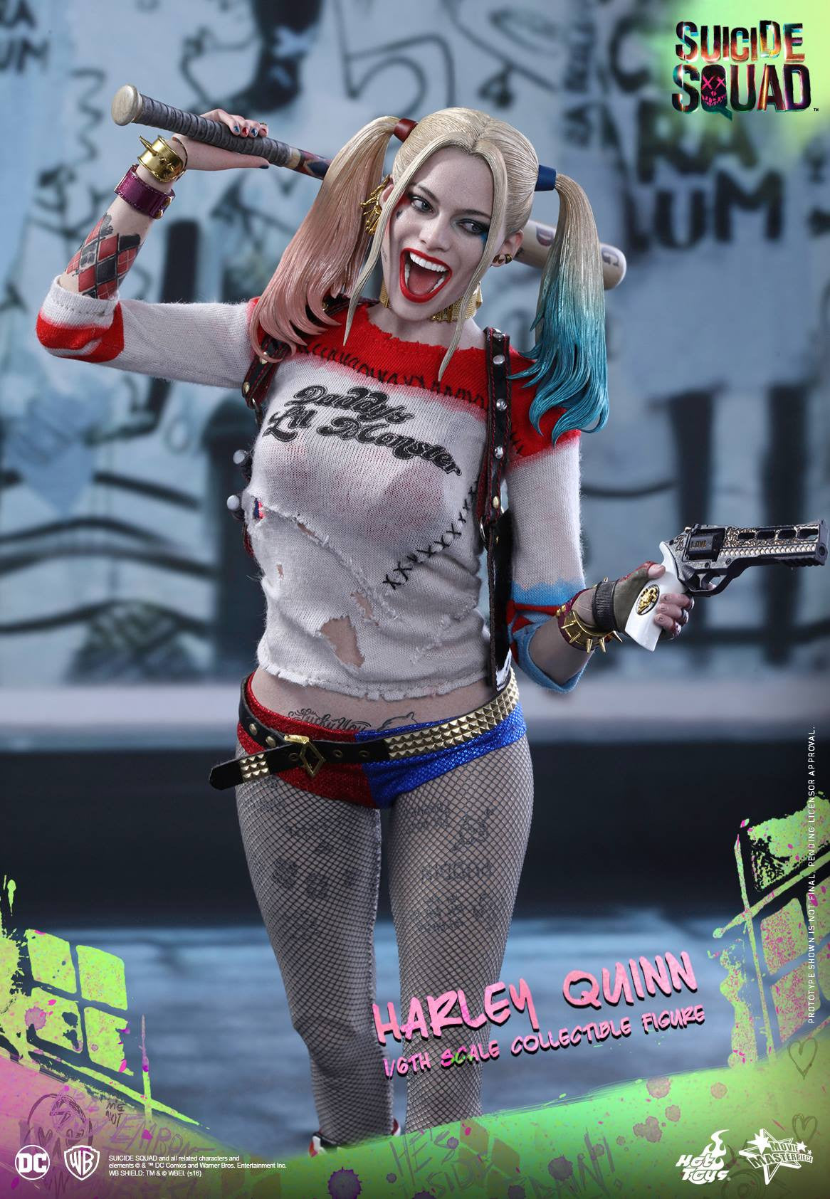 Hot Toys - MMS383 - Suicide Squad - Harley Quinn (Normal Edition) - Marvelous Toys - 7
