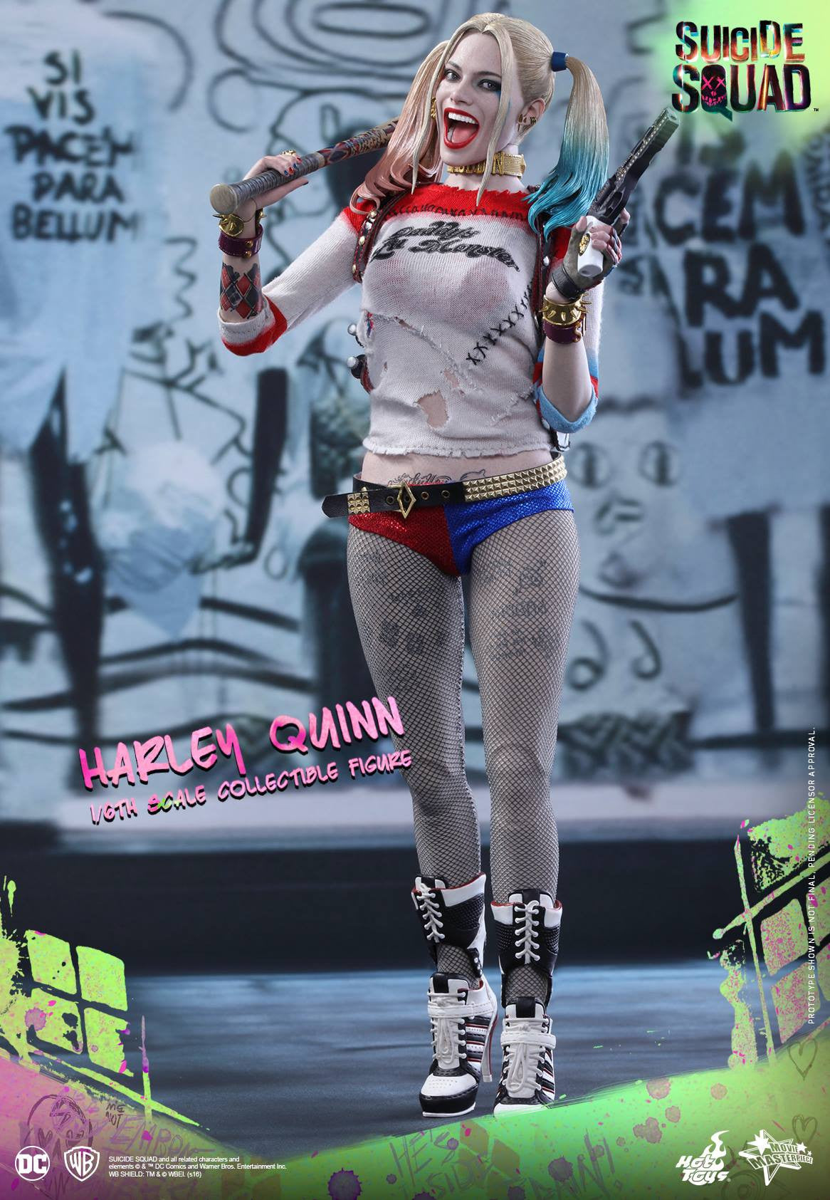 Hot Toys - MMS383 - Suicide Squad - Harley Quinn (Normal Edition) - Marvelous Toys - 9