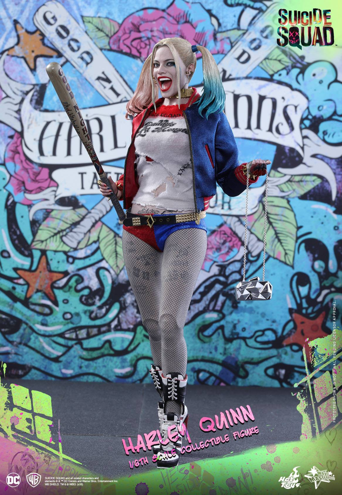 Hot Toys - MMS383 - Suicide Squad - Harley Quinn (Normal Edition) - Marvelous Toys - 10