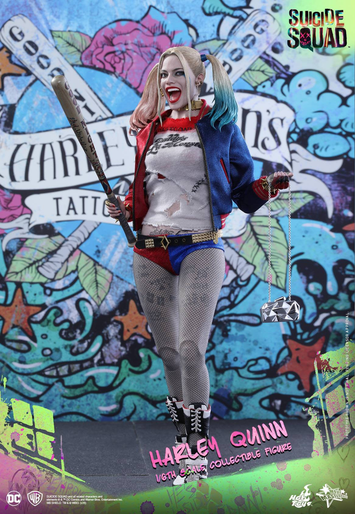 Hot Toys - MMS383 - Suicide Squad - Harley Quinn (Normal Edition) - Marvelous Toys - 11