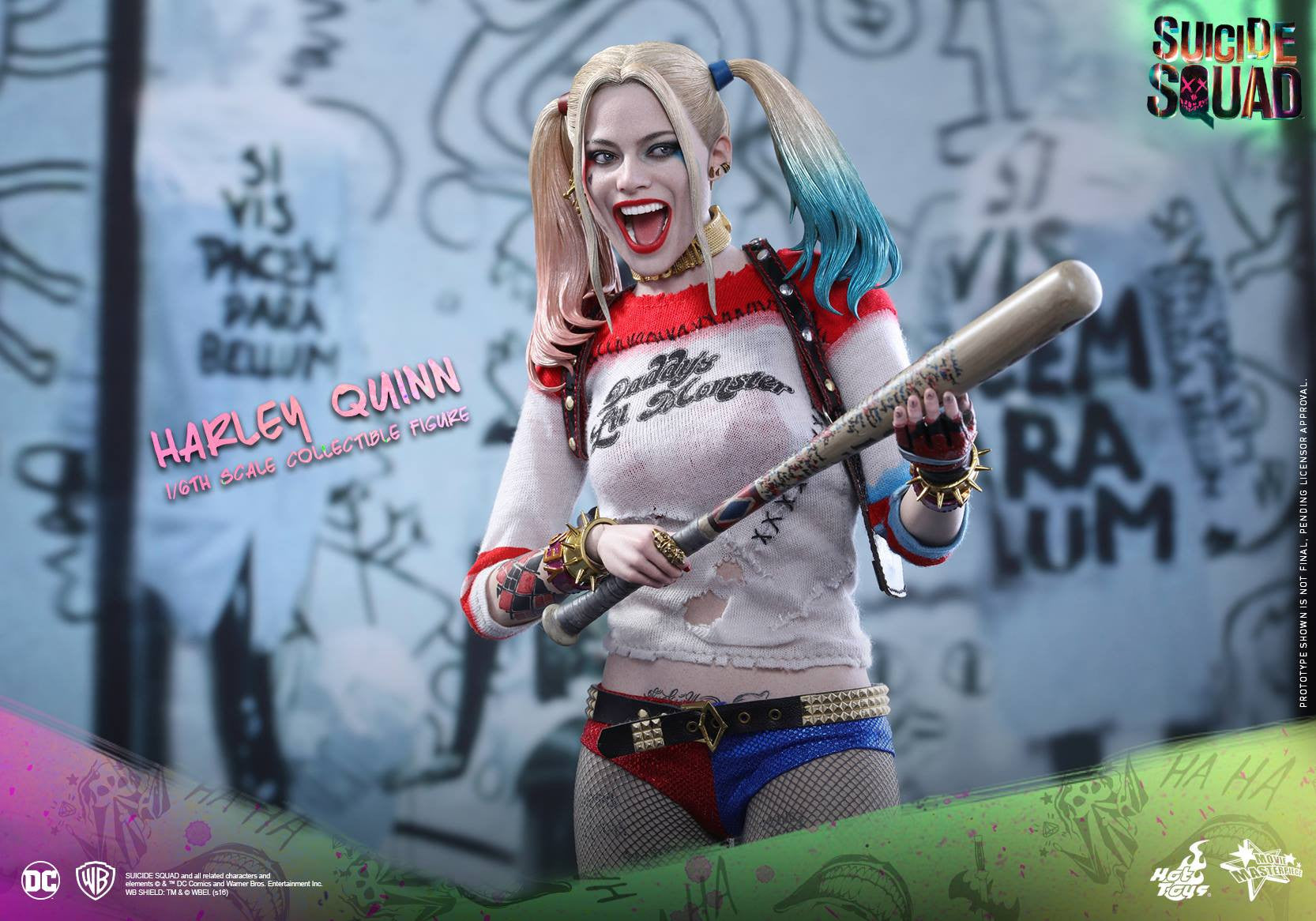Hot Toys - MMS383 - Suicide Squad - Harley Quinn (Normal Edition) - Marvelous Toys - 13