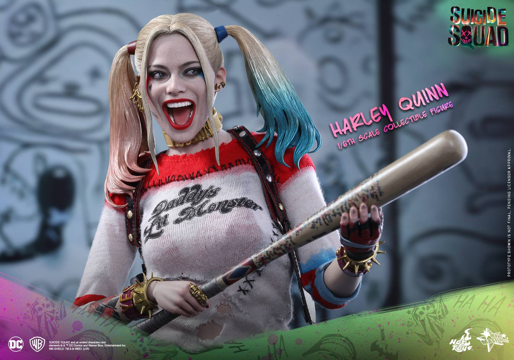 Hot Toys - MMS383 - Suicide Squad - Harley Quinn (Normal Edition) - Marvelous Toys - 14