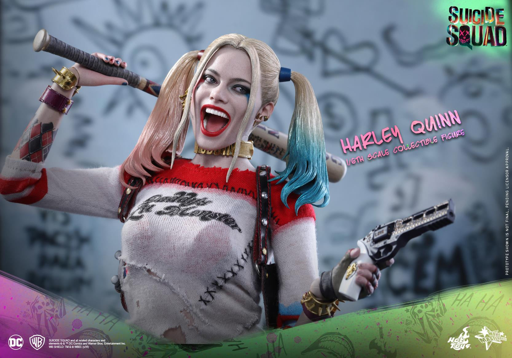 Hot Toys - MMS383 - Suicide Squad - Harley Quinn (Normal Edition) - Marvelous Toys - 15