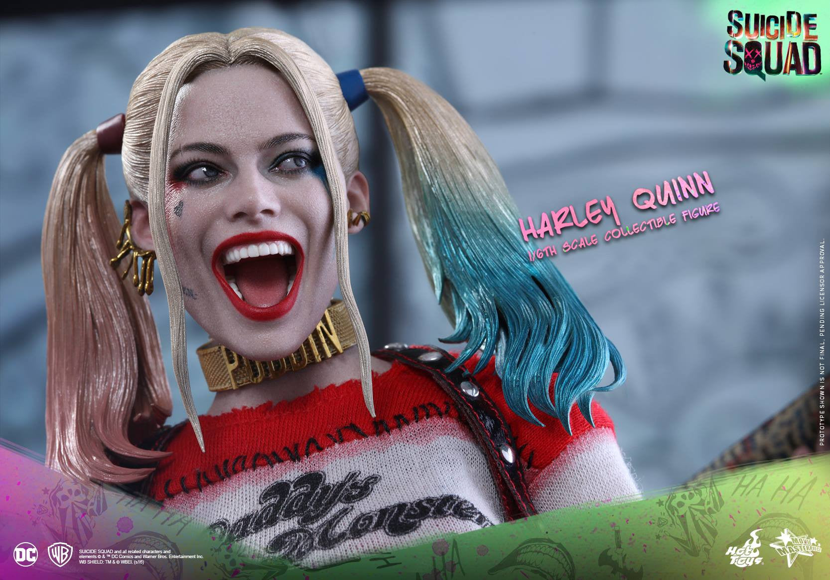 Hot Toys - MMS383 - Suicide Squad - Harley Quinn (Normal Edition) - Marvelous Toys - 16