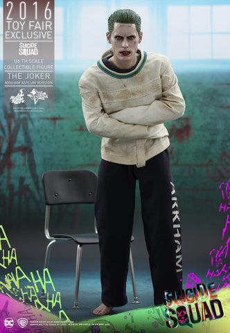 (IN STOCK) Hot Toys - MMS373 - Suicide Squad - The Joker (Arkham Asylum Version)