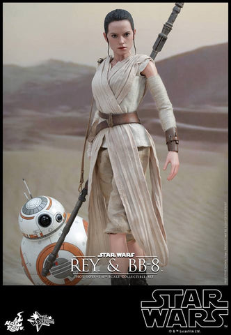 Hot Toys - MMS405 - Rogue One - A Star Wars Story - Jyn Erso (Deluxe Version)
