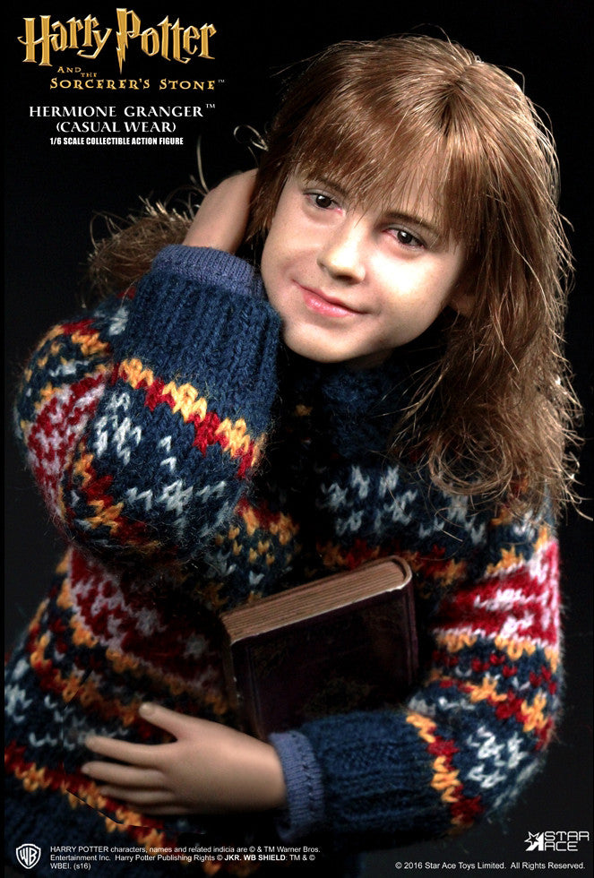 Star Ace Toys - SA0013 - Harry Potter And The Sorcerer's Stone - Hermione Granger (Casual Wear) - Marvelous Toys - 1
